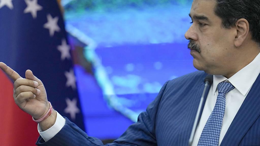 Venezuelas Regierung und Opposition setzen Dialog fort