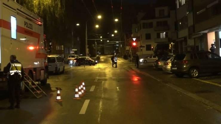 Am Freitag wurde in Zürich in einem Hotel ein Toter gefunden. Der mutmassliche Täter wurde am Samstagabend gefasst.