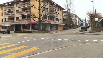 Im Bereich dieser Kreuzung ereignete sich der Unfall.
