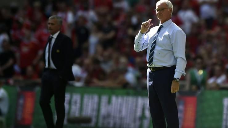 Leicester Citys Trainer Claudio Ranieri fand zum Saisonauftakt die richtige Lösung nicht