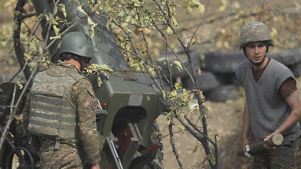 Putin: Mehrere Tausend Tote im Konflikt in Berg-Karabach