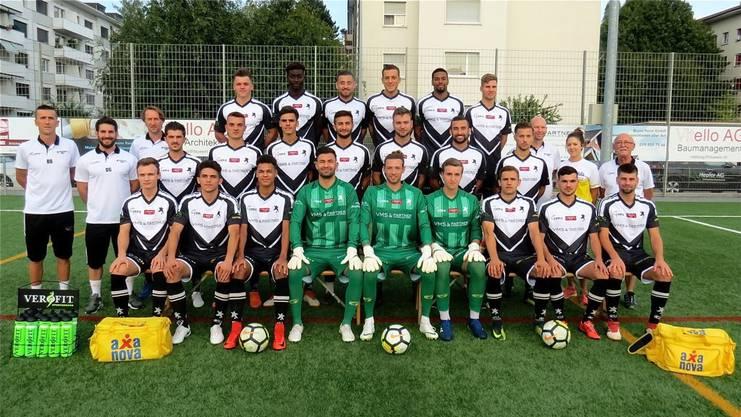 Die Black Stars gelangen durch das grosse Portal in die Promotion League und sorgen dafür, dass der FC Baden in Baden «baden ging».