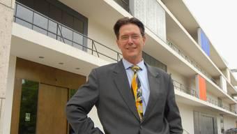 Organisator Armin Baumann spricht über die Bedeutung von KMU's