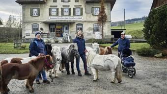 Die Ponyhelden mit Herz aus Winterschwil