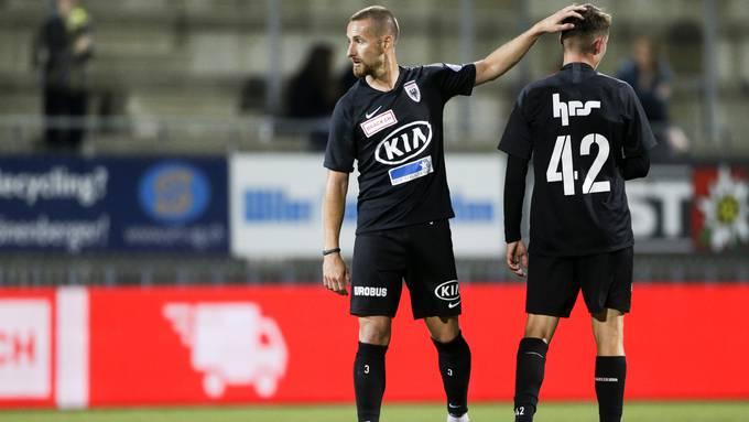 Challenge League, 34. Runde, FC Wil - FC Aarau (24.07.2020)