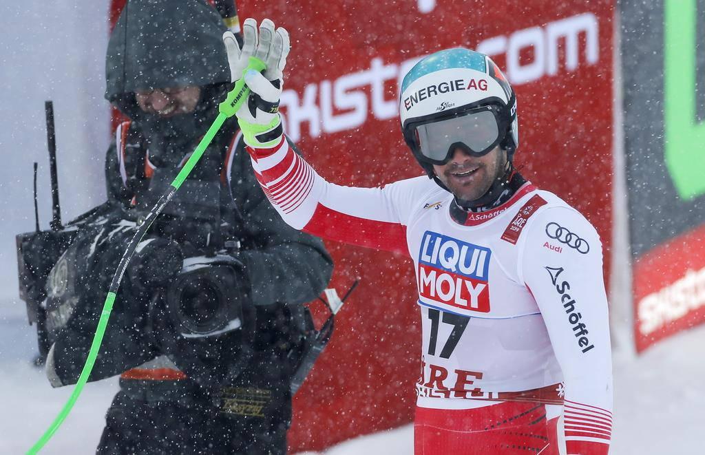 Der Österreicher Vincent Kreichmayr fährt bringt Bronze nach Hause.
