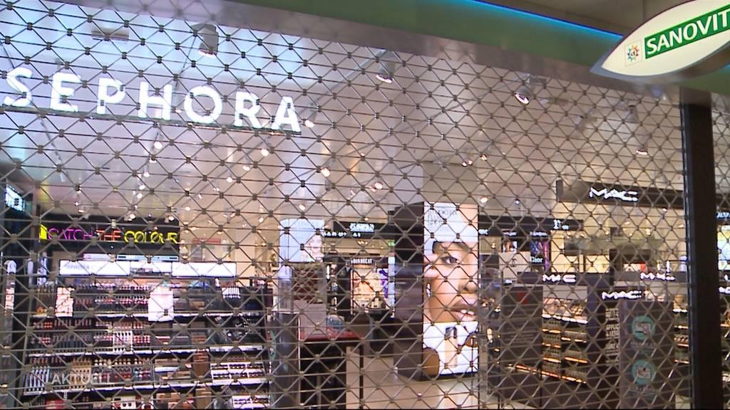 Shoppingcenter erlassen einen grossen Teil der Miete