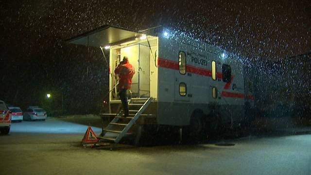 Schüsse in Hedingen: 2 Verletzte und 1 Toter