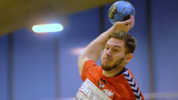 Handball Spieler TV Solothurn