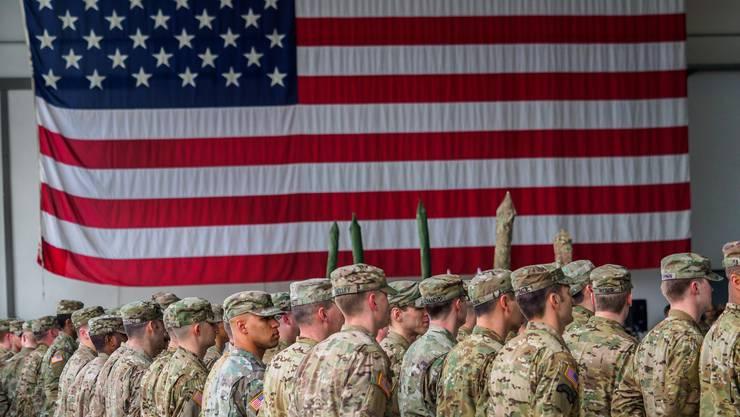 Was bezweckt Donald Trump mit dem Abzug der Truppen?