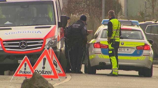 In Hausen AG hat die Polizei zwei Leichen entdeckt
