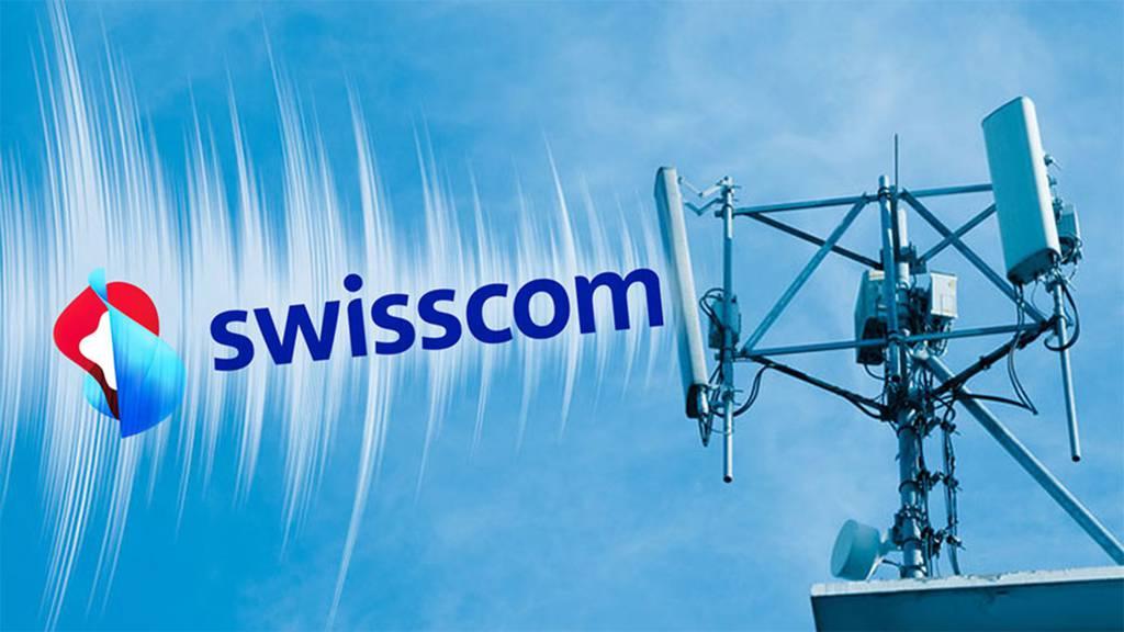 Swisscom will die Schweiz mit 5G versorgen