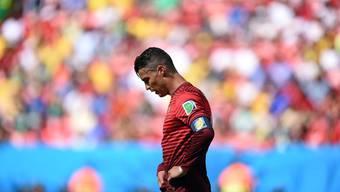 Portugal-Ghana: Die Bilder zum Spiel