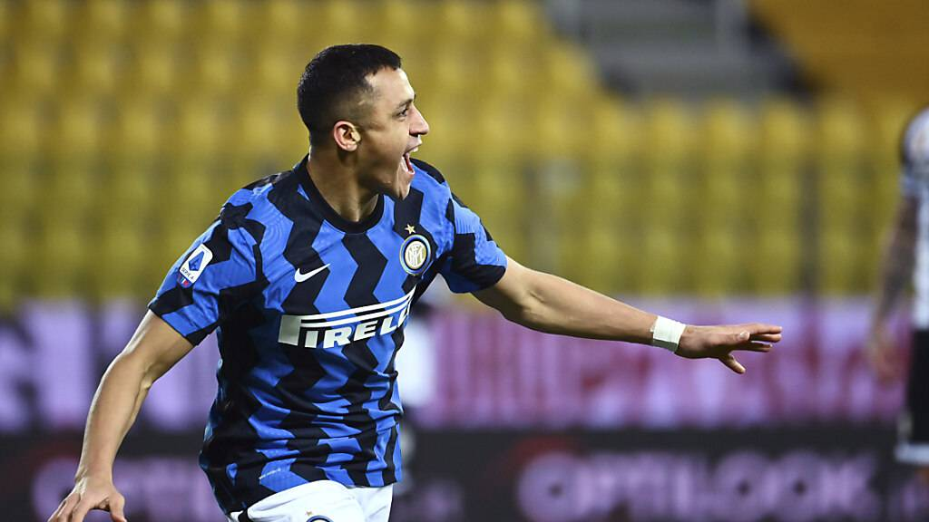 Inter baut Tabellenführung dank Sanchez aus
