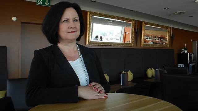 Regierungsrat Interview: Marianne Meister