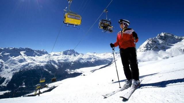 Schweiz Tourismus hofft auf Aufschwung dank Wintergästen (Archiv)