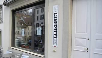 Das Café Fridolin steht nach den Betriebsferien wieder offen.