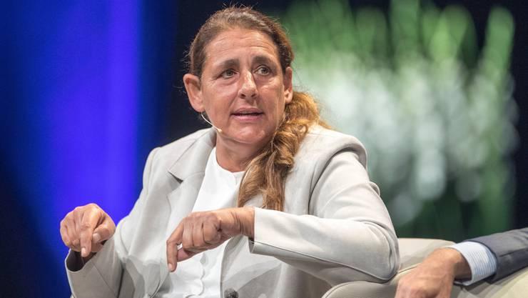 Jacqueline Badran will SP-Vizepräsidentin werden – allerdings nur, wenn das Duo Meyer/Wermuth die Spitze der SP Schweiz übernimmt.