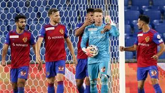 """Jonas Omlin: """"Wenn ich den Penalty schon selber verursache, kann ich den auch halten."""""""