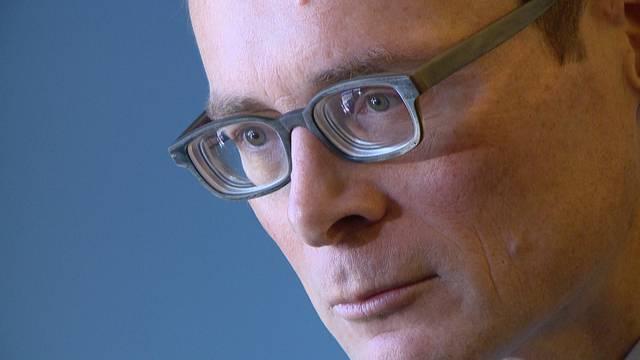 Roger Köppel will in den Ständerat