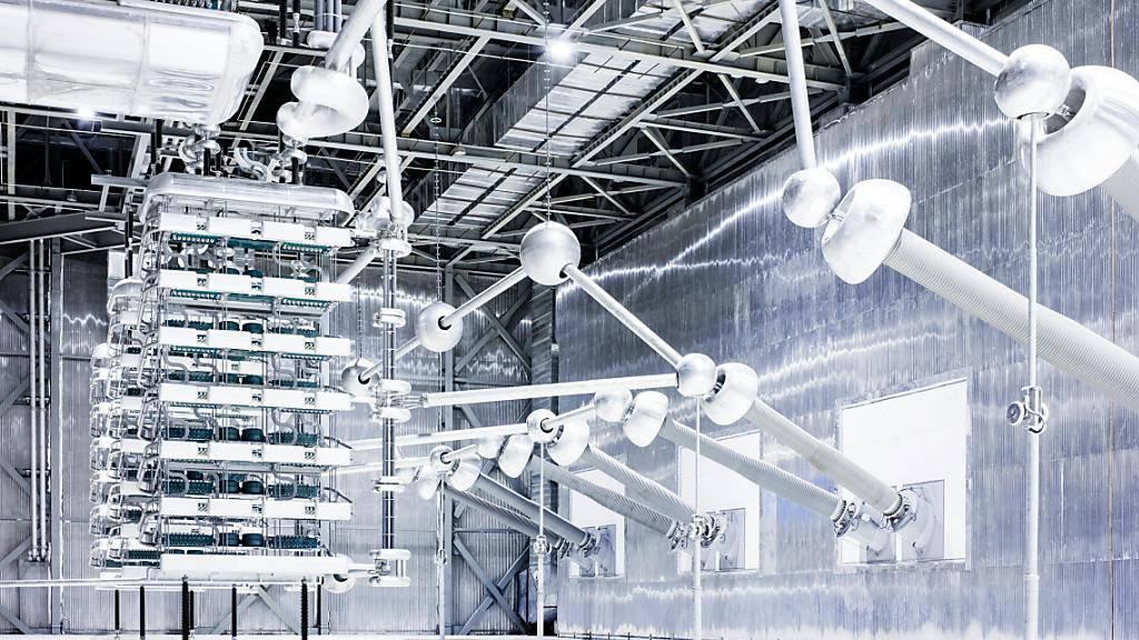 Grossauftrag für ABB: Der Industriekonzern kann in Indien Anlagen und Umwandlungsstationen (Bild) für insgesamt 640 Millionen Dollar bauen.