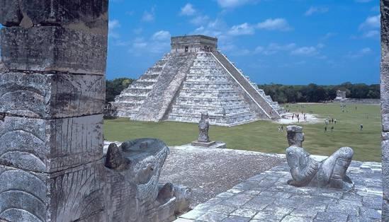 Messeneuling Mexiko.