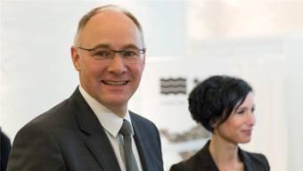 Hansjörg Knecht (SVP) will den 2011 an die SP verlorenen Ständeratssitz zurückerobern.