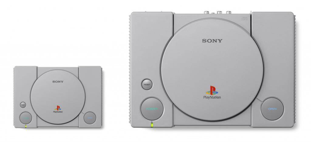 Die neue «Playstation Classic» (© flicker.com/photos/playstationblog)