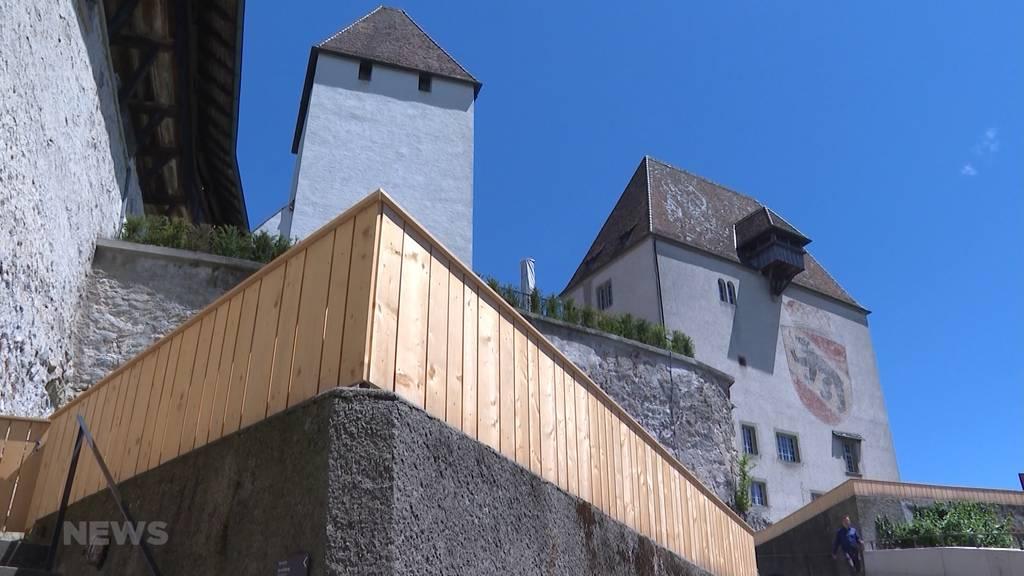 Jugi, Beiz und Museum: Schloss Burgdorf ist nun für alle da
