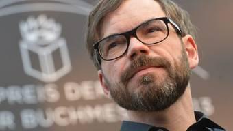 Träger des Buchpreises der Leipziger Buchmesse: Autor David Wagner