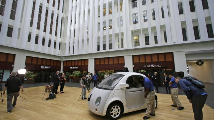 Roboterautos, die mit Waymo-Technologie ausgerüstet sind, sollen bald durch die kalifornische Metropole fahren. (Archivbild)