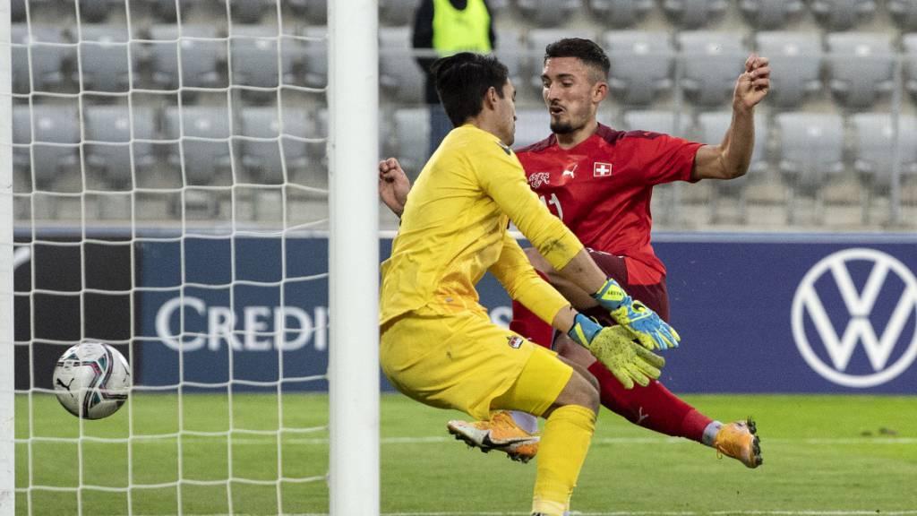 Schweiz qualifiziert sich dank achtem Sieg in Serie