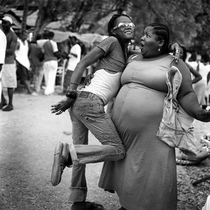 Haiti gesehen durch das Auge des Schweizer Fotografen Thomas Kern