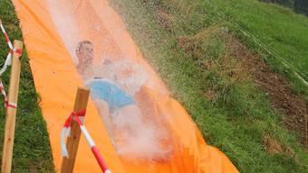 Slip n Slide in Magden