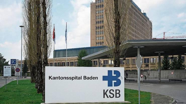 Kantonsspital Baden: 9967 Franken