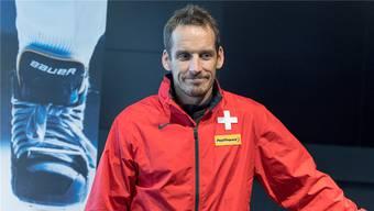Steht vor seiner zweiten WM als Headcoach der Schweizer Nationalmannschaft: Patrick Fischer (41).