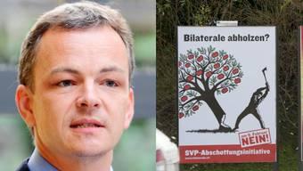 Laut Politologe Daniel Kübler war der Bundesrat nicht zu passiv vor der Abstimmung.