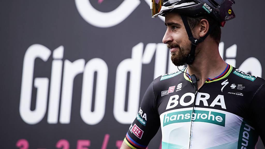 Erster Saisonsieg von Sagan am Giro