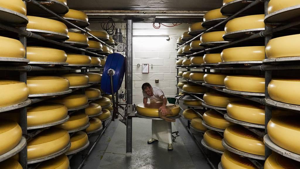 Schweizer assen 2019 über 22 Kilo Käse pro Kopf