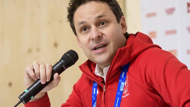 Chef de Mission Ralph Stöckli findet zu den European Games sowohl mahnende wie auch lobende Worte