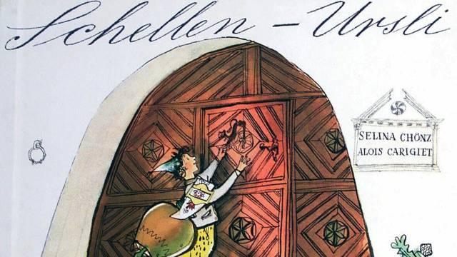 Einband des Kinderbuchs Schellen-Ursli (Archiv)