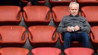 Köbi Kuhn hat sich seinen Platz für die Spiele der Schweizer Nati an der EM in Frankreich bereits reserviert.
