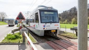 Die WSB heisst neu «Aargau Verkehr».