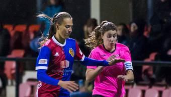 FC Aarau Frauen - FC Basel,  12.03.2018