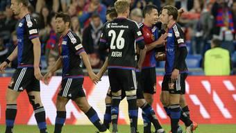 FC Basel - FC Lugano