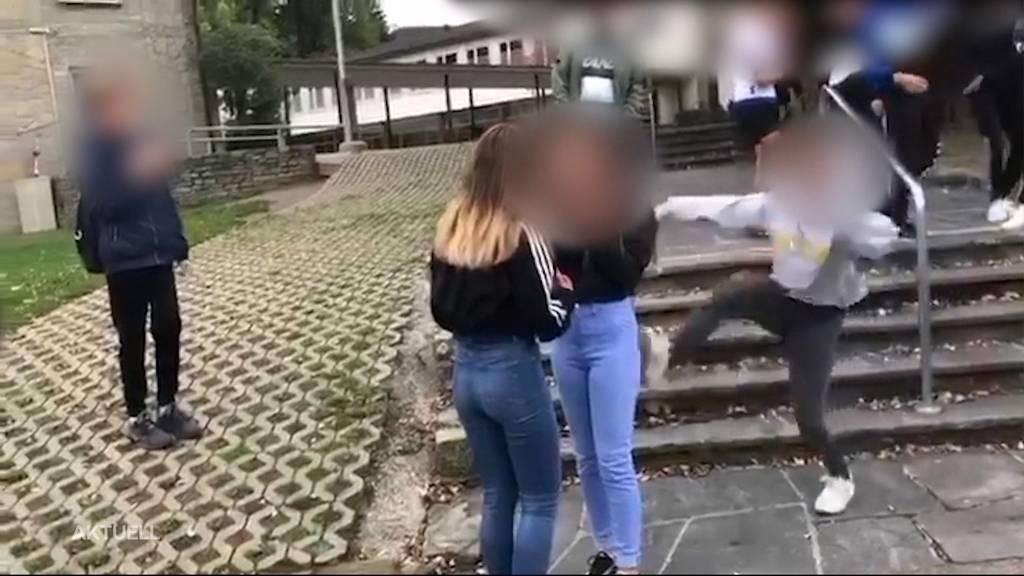 Schock-Video aus Reinach: Jetzt sprechen die Eltern eines Opfers