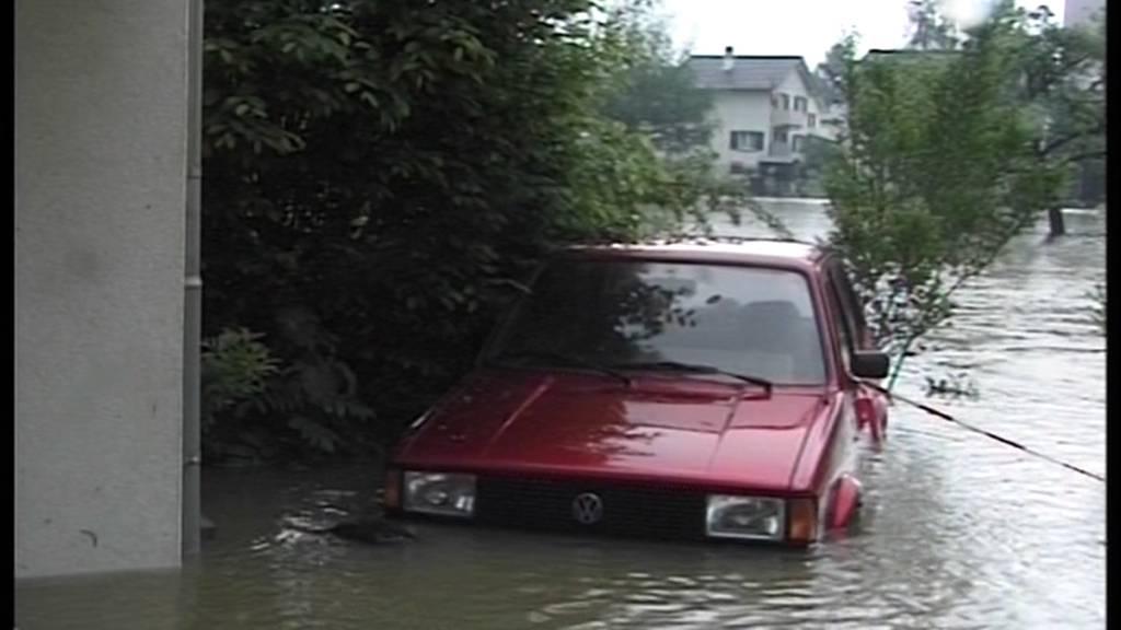 Nach Jahrhundertflut: Hochwasser-Schutz wurde optimiert