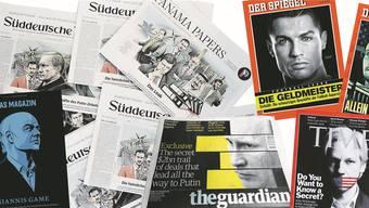 Führende Medien koordinieren immer häufiger ihre Gross- recherchen. Über die Hintergründe herrscht wenig Transparenz.