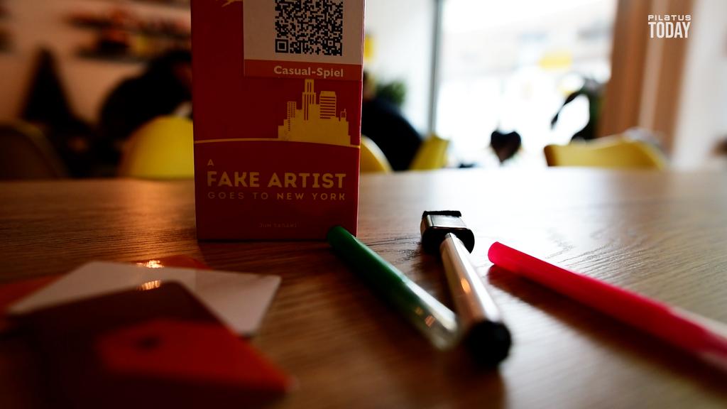 Montagsmaler mal anders – Wir stellen dir «A Fake Artist Goes to New York» vor