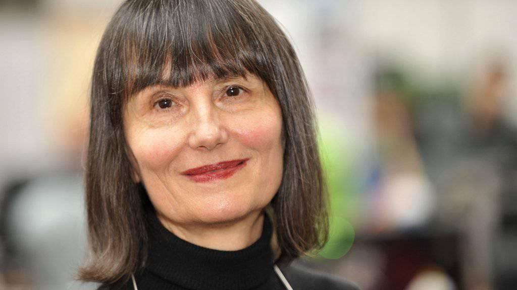 Ilma Rakusa ist erneut ausgezeichnet worden: Die Trägerin des Schweizer Buchpreises 2009 erhält den diesjährigen Manes-Sperber-Preis (Archivbild).